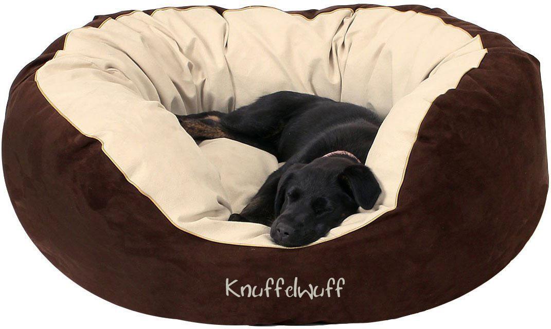 Hundebett Dooly aus Velours