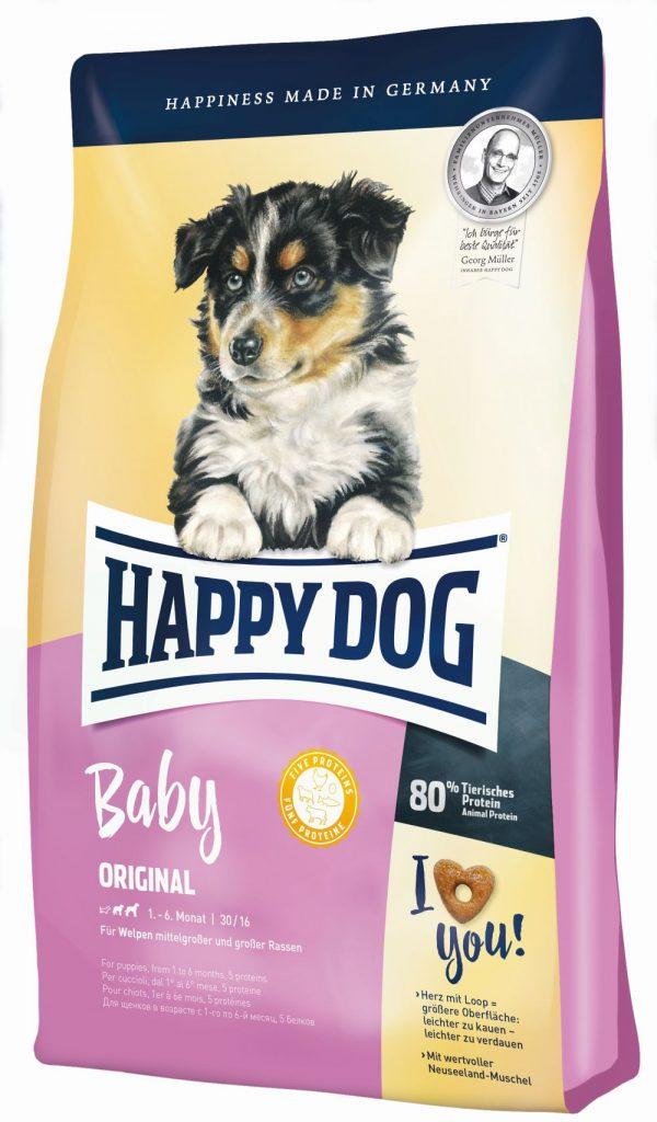 Happy Dog Supreme Young Baby Orig.