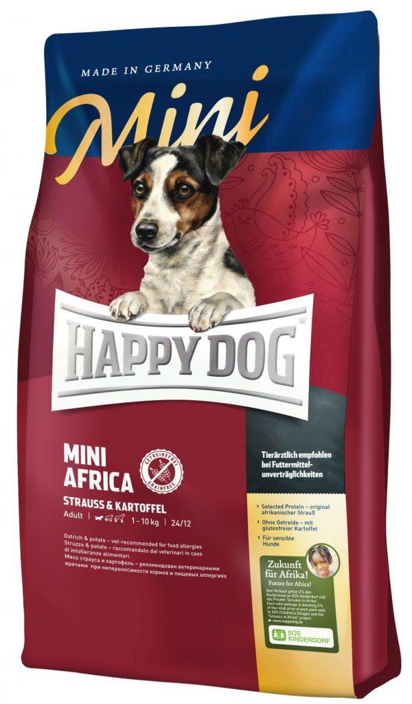 Happy Dog Supreme Sensi.Mini Africa