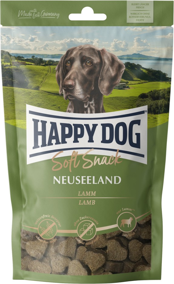 Happy Dog Snack Soft Neuseeland