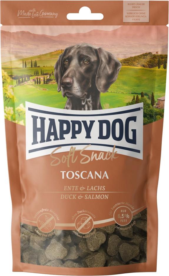 Happy Dog Snack Soft Toscana