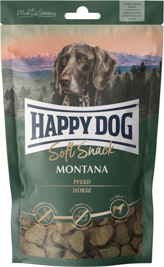 Happy Dog Snack Soft Montana