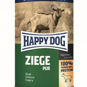 Happy Dog Ziege Pur