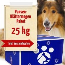 25-KG-Pansen-Blättermagen Paket