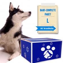 BARF-Komplettpaket für große Hunde