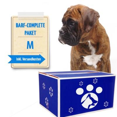 BARF-Komplettpaket für mittelgroße Hunde