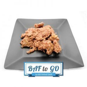 Huhn (gehackt und gekocht) - BAF to GO