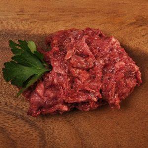 Rindfleisch-Huhn - gehackt