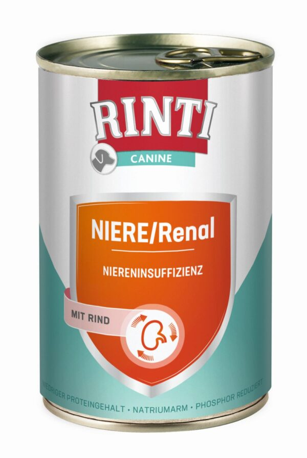 Rinti Canine Niere Rind